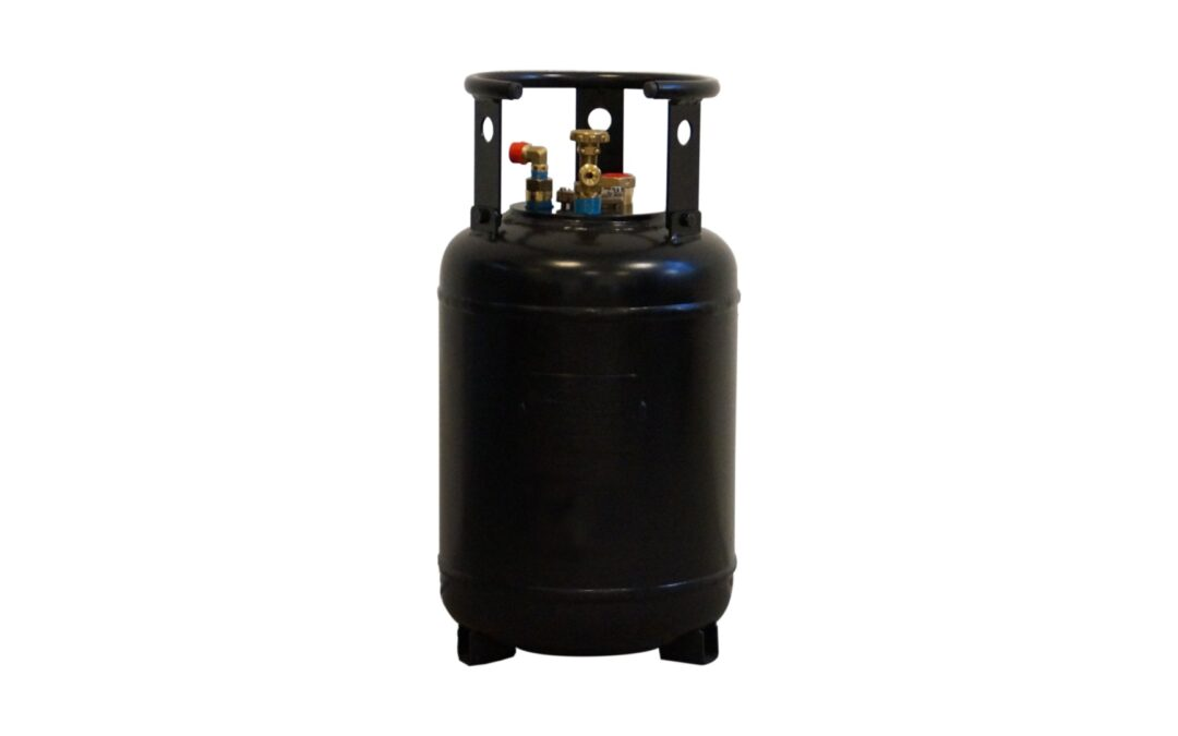 30 Litre Gas Cylinder incl. 80% Filling Stop – Without 10 Year Inspection Period
