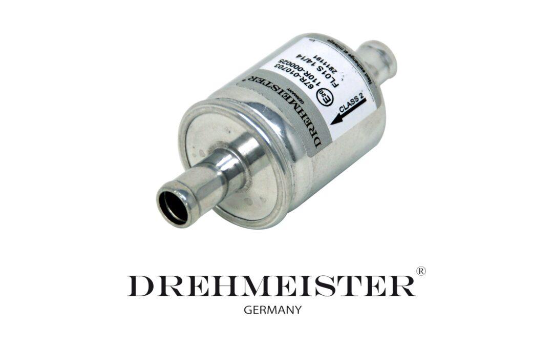 DREHMEISTER filtro de gas GLP/GNC