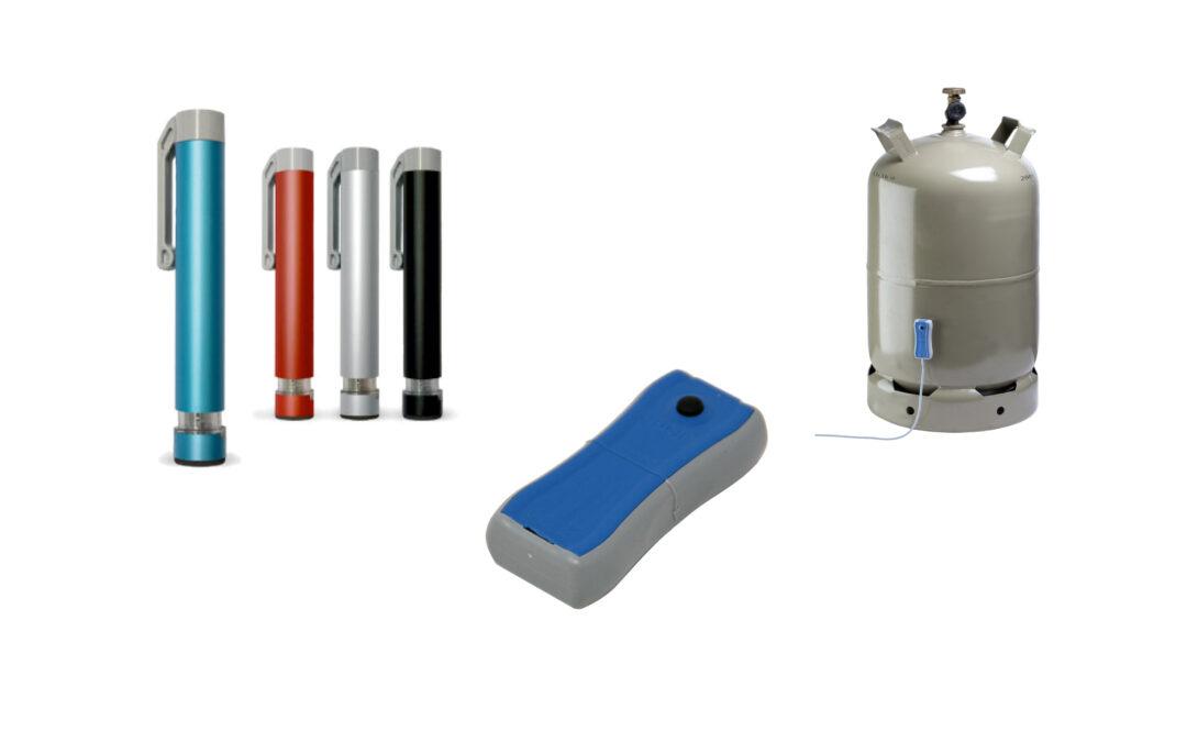 GASLEVEL®️ Indicadores de nivel de gas para cilindros