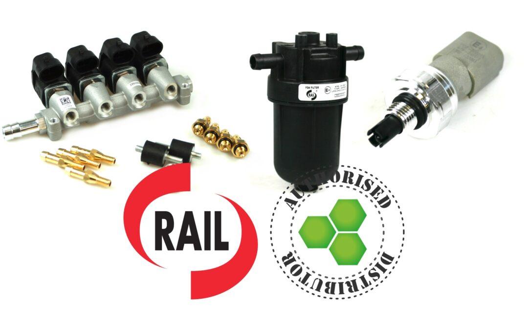 HybridSupply es distribuidor oficial de RAIL