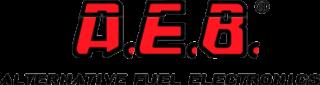 A.E.B. Logo