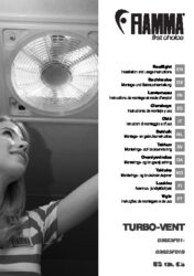 Installation and Instruction Manual TURBO VENT