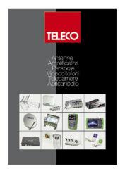 Antennas and Satellite Catalogue (Italian)