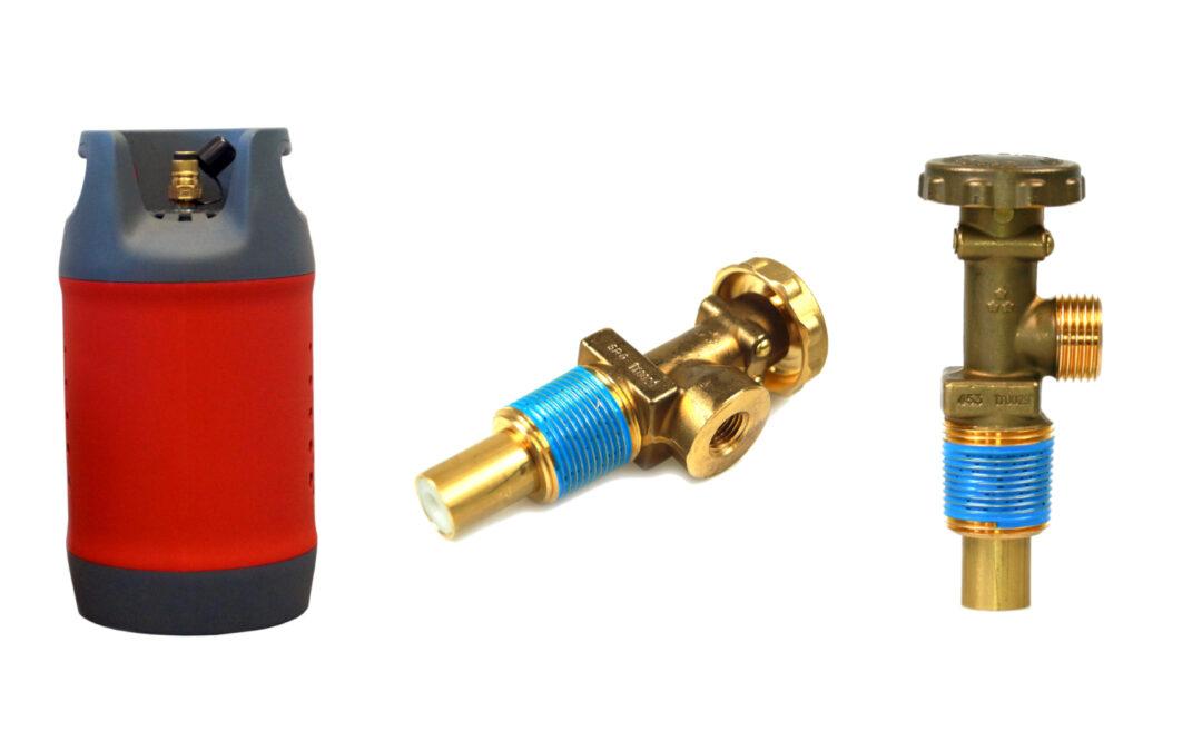 Descripción general de los tipos de válvulas para cilindros de gas disponibles en el mercado